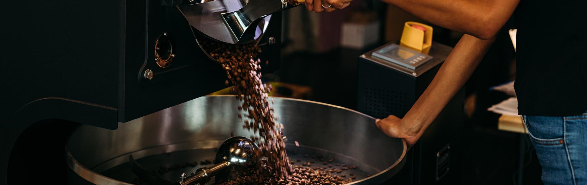 焙煎コーヒー豆の販売、トーアーコーヒー商会